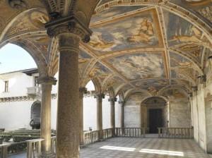 Loggia Romanino